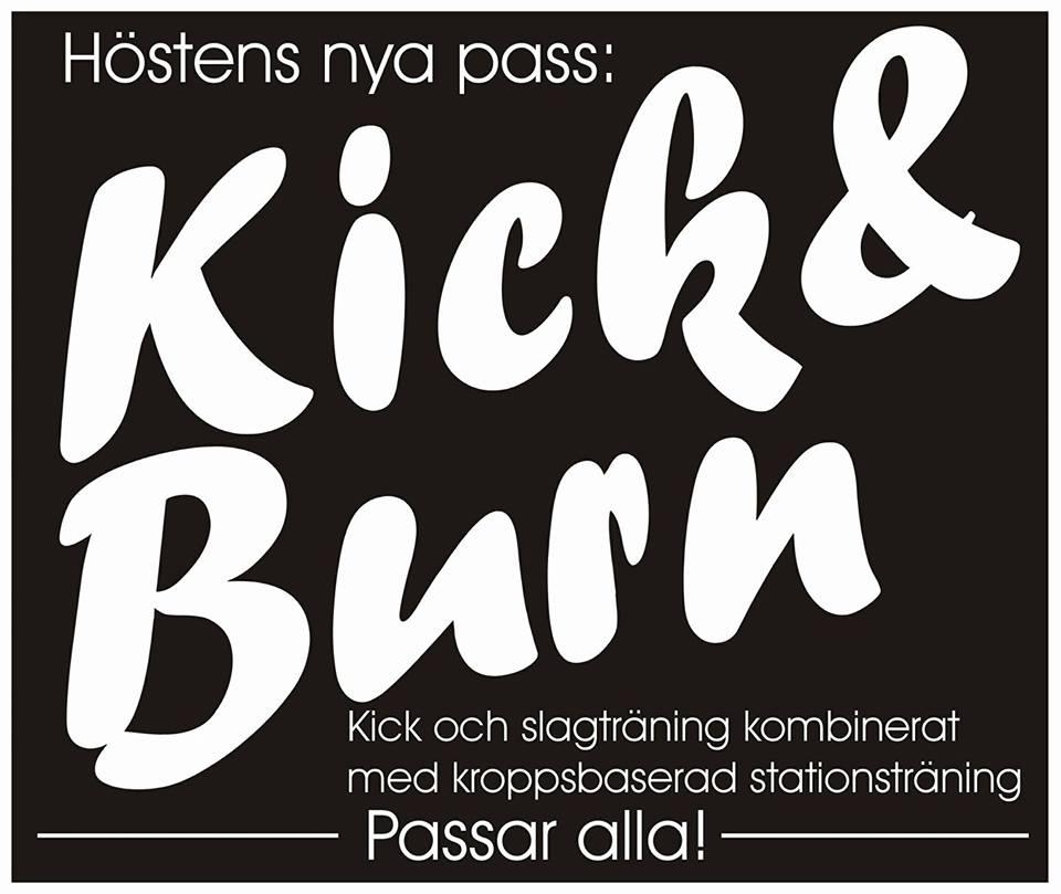 Kick Burn