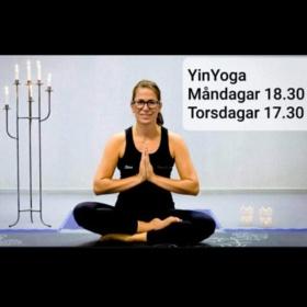 Nu utökar vi våra Yin Yogapass!