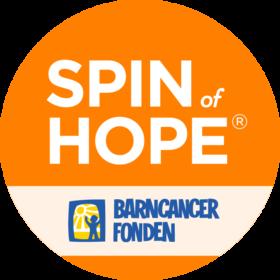 Anmäl dig till vårt Spin of hope-2021!